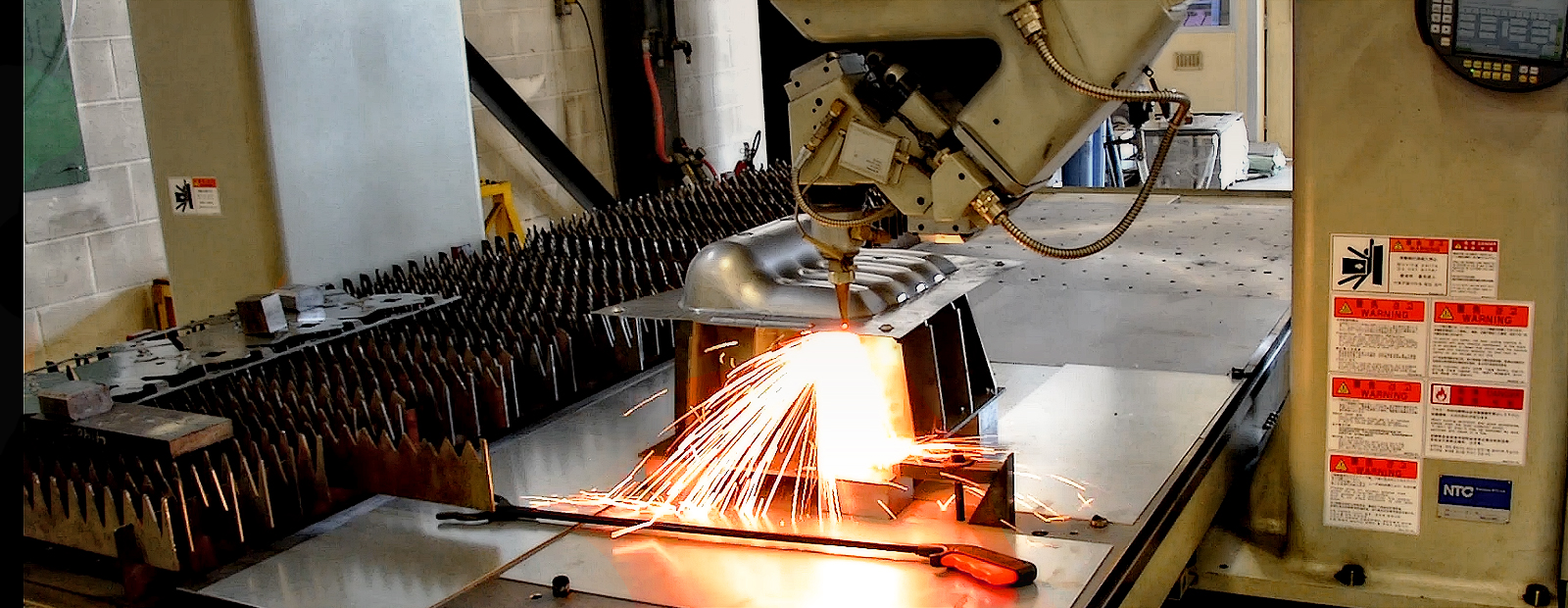 5-Axis Laser Cutting